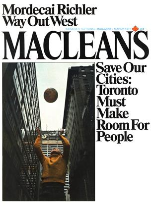 Cover for the March 1 1971 issue