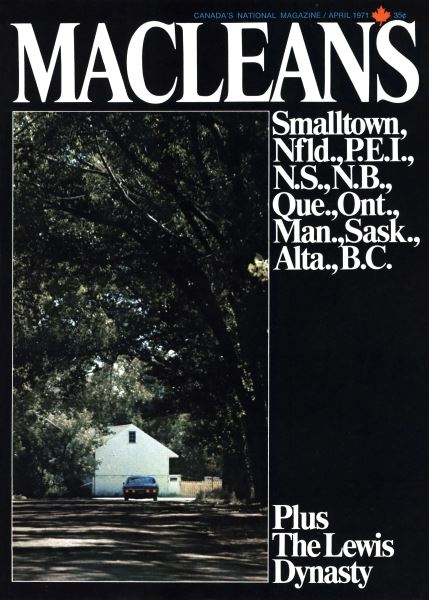 Issue: - April 1971 | Maclean's
