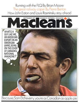 SEPTEMBER 1971 | Maclean's