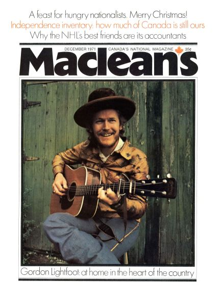 Issue: - December 1971 | Maclean's