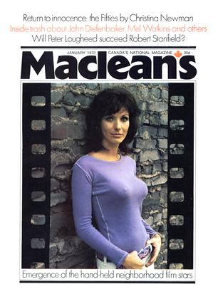 Cover for the January 1 1972 issue