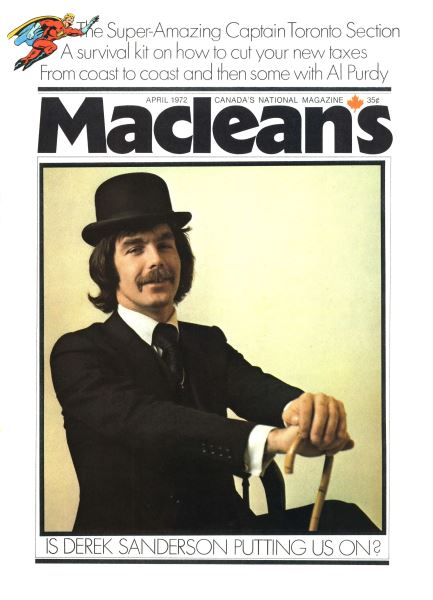 Issue: - April 1972 | Maclean's
