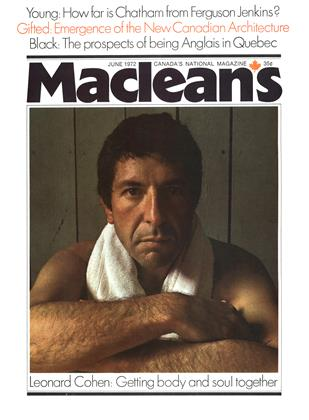 Cover for the June 1 1972 issue