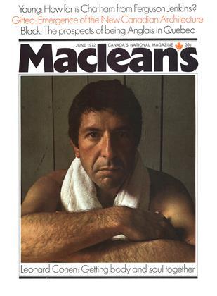 Maclean's, Page: 0_1 - JUNE 1972 | Maclean's