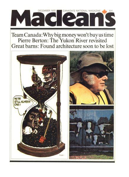 Issue: - December 1972 | Maclean's