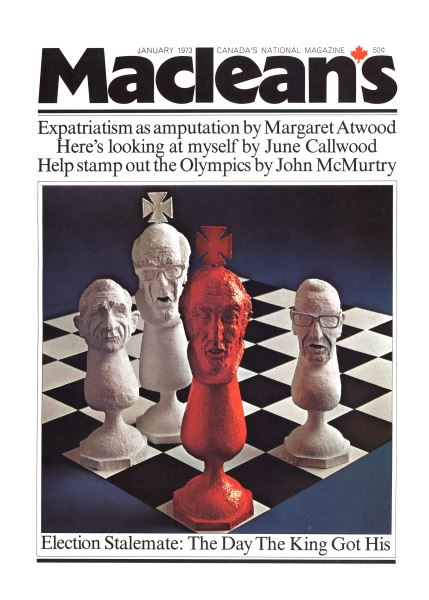 Issue: - January 1973 | Maclean's