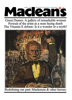 Cover for the April 1 1973 issue