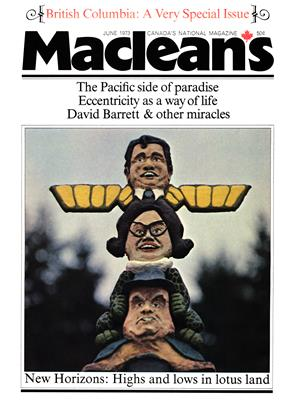 Cover for the June 1 1973 issue