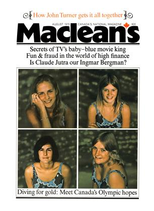 Cover for the August 1 1973 issue