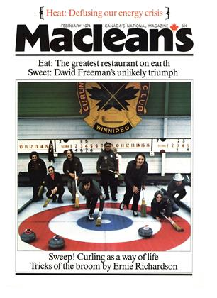 Cover for the February 1 1974 issue