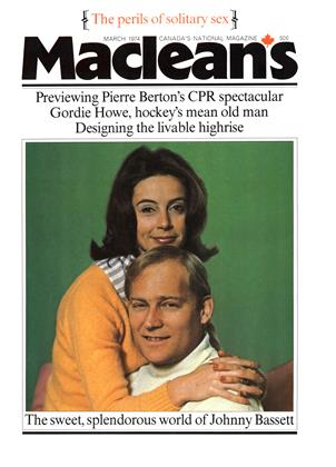 Cover for the March 1 1974 issue