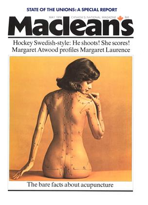 Cover for the May 1 1974 issue