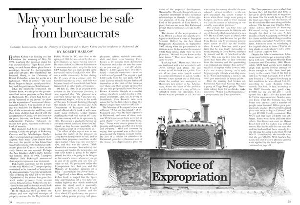 May your house be safe from bureaucrats