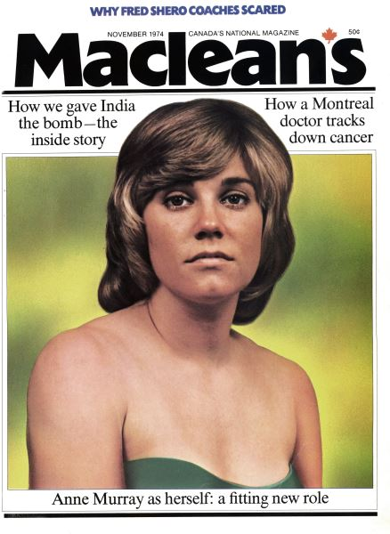 Issue: - November 1974 | Maclean's