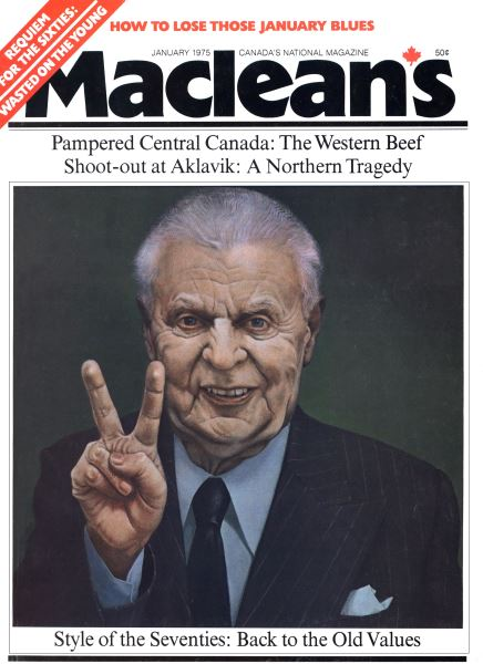 Issue: - January 1975 | Maclean's