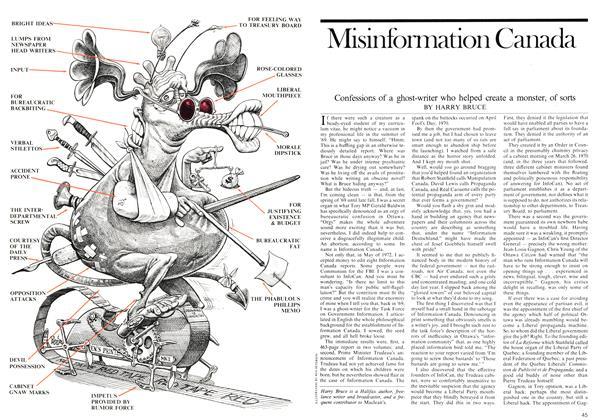 Misinformation Canada