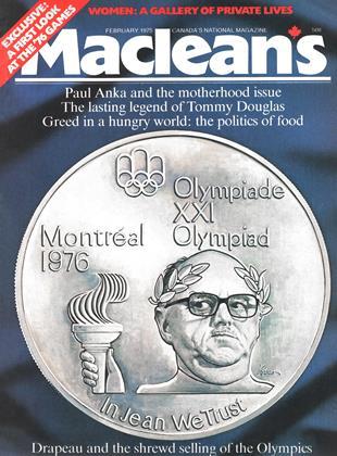 FEBRUARY 1975 | Maclean's