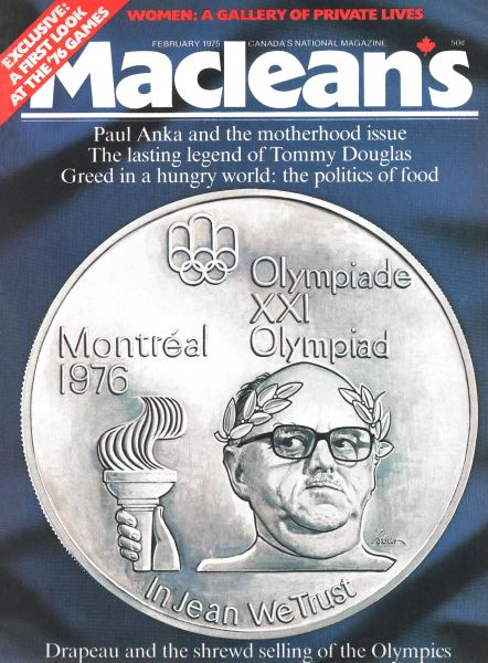 Issue: - February 1975 | Maclean's