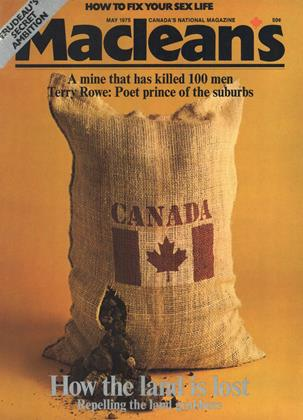Cover for the May 1 1975 issue