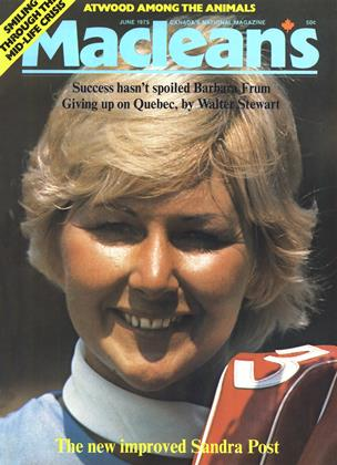 JUNE 1975 | Maclean's
