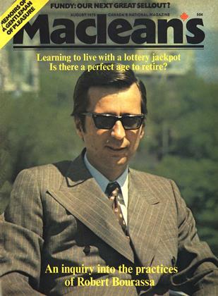 AUGUST 1975 | Maclean's