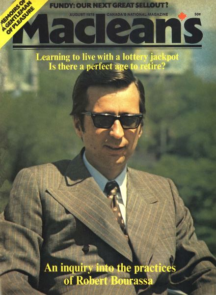 Issue: - August 1975 | Maclean's