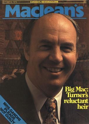 OCTOBER 6, 1975 | Maclean's