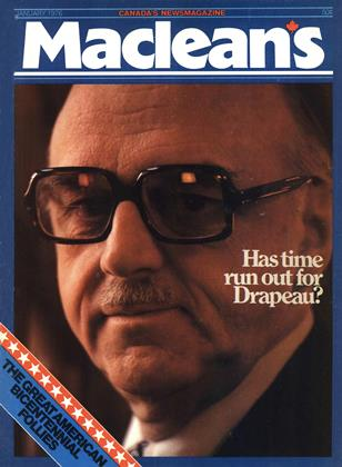 Cover for the January 1 1976 issue