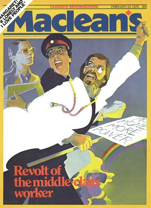 Cover for the February 23 1976 issue
