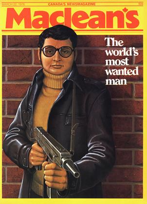 Cover for the March 22 1976 issue