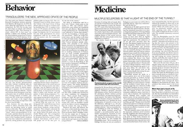 Religion | Maclean's | JANUARY, 1976
