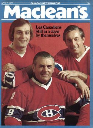 APRIL 5, 1976 | Maclean's