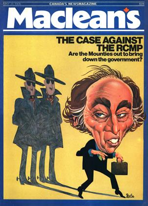 Cover for the May 31 1976 issue