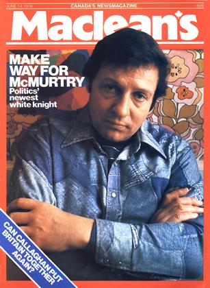 Cover for the June 14 1976 issue