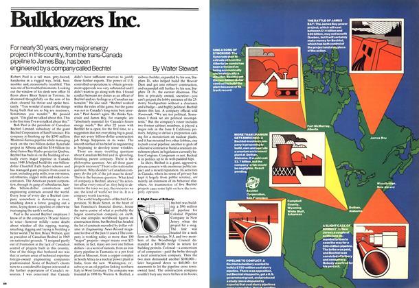 Bulldozers Inc.