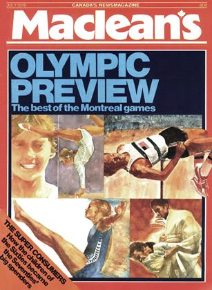 Cover for the July 1 1976 issue