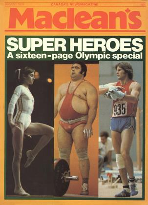 Cover for the August 1 1976 issue