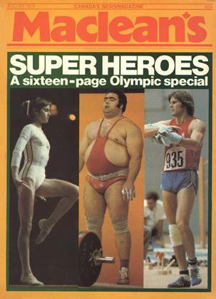 AUGUST 1976 | Maclean's