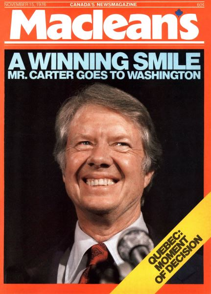 Issue: - November 1976 | Maclean's