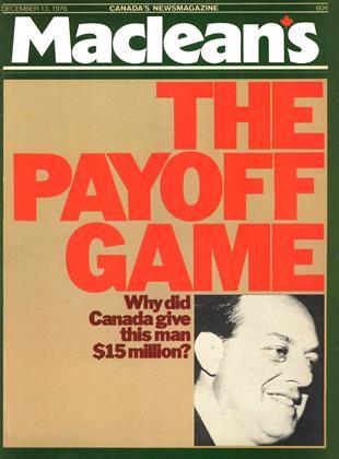 DECEMBER 13, 1976 | Maclean's