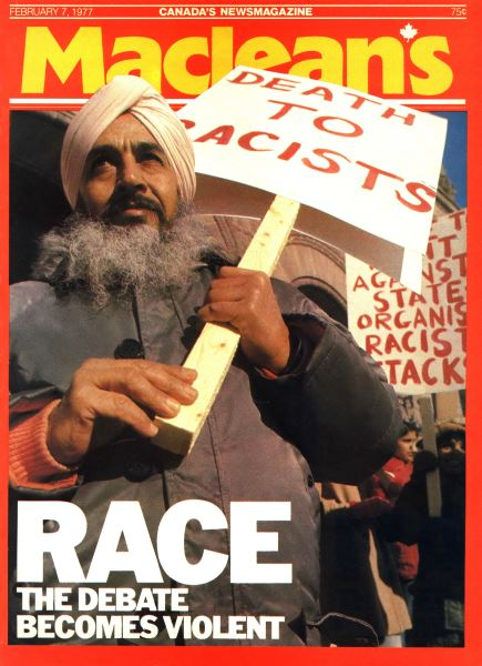 Issue: - February 1977   Maclean's