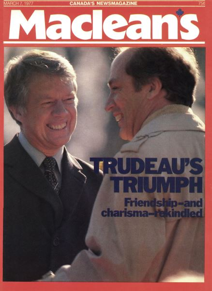 Issue: - March 1977 | Maclean's