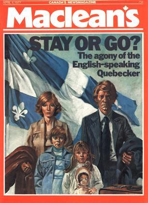 APRIL 4, 1977 | Maclean's