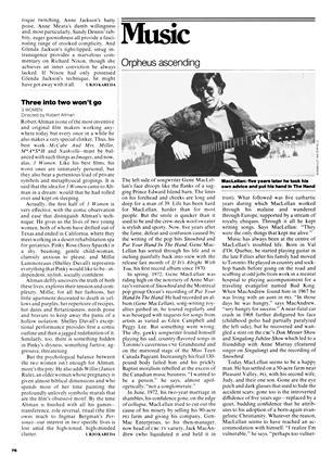 Orpheus ascending, Page: 76 - APRIL 18, 1977 | Maclean's