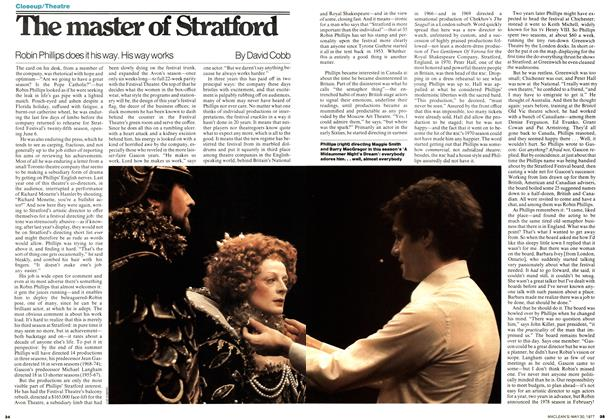 The master of Stratford