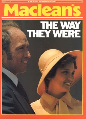Cover for the June 13 1977 issue