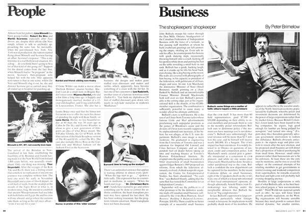People, Page: 50 - JULY 11, 1977 | Maclean's