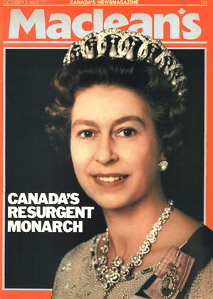 Cover for the October 3 1977 issue