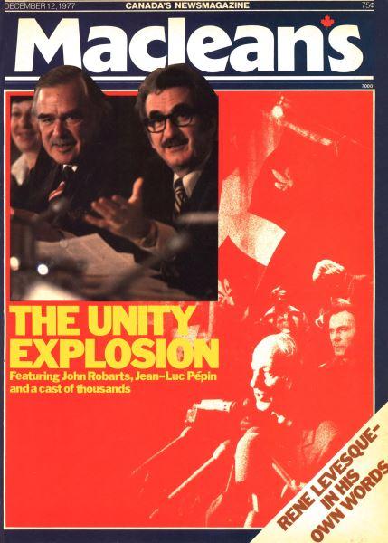 Issue: - December 1977 | Maclean's