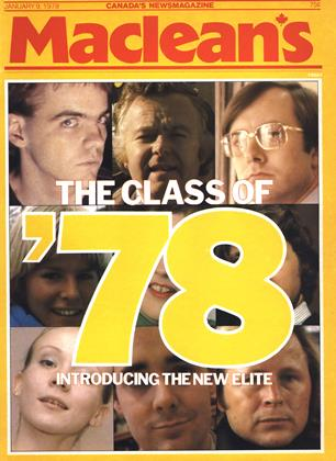 Cover for the January 9 1978 issue